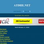 ATDHE.net WM 2010 im Live-Stream