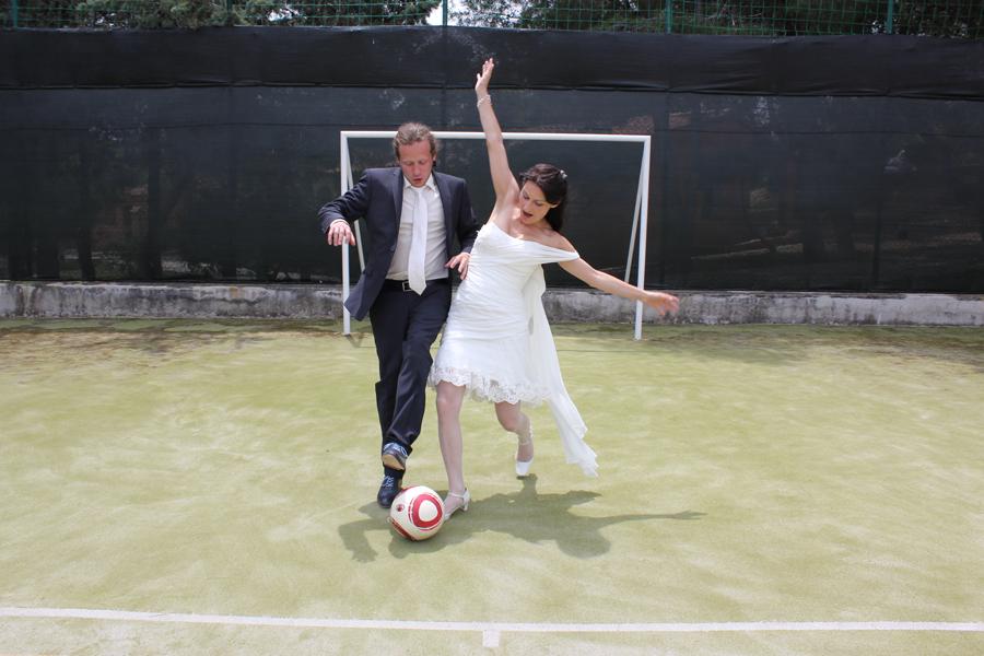 Blog Fussball ist verheiratet