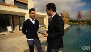 CNN Interview Christiano Ronaldo