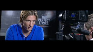 Fussball Legende Fernando Torres