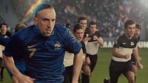 Frank Ribery Nationalmannschaft Frankreich