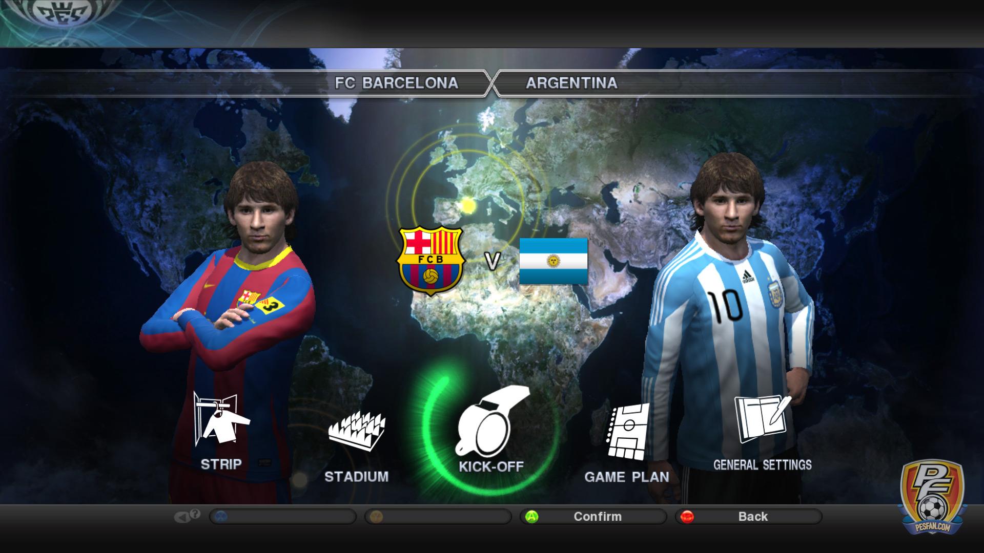 Pro Evolution Soccer 2011 Patch - Free Download