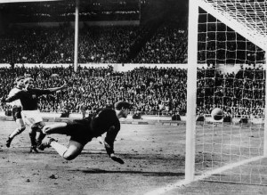 Das Tor was keins war - WM Finale 1966 in Wembley