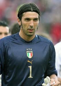 Gianluigi Buffon - der teuerste Torwart der Welt