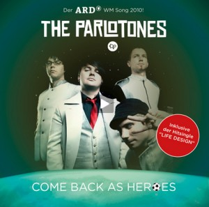 ARD WM Song 2010: The Parlotones - Come back as Heroes